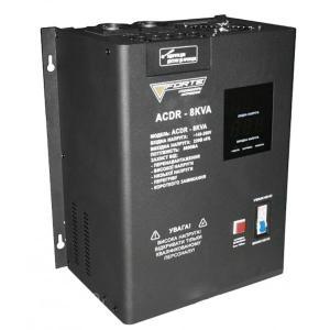 Стабилизатор напряжения Forte ACDR-8kVA (Настенный)