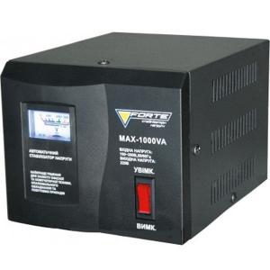 Стабилизатор напряжения Forte MAX-1000VA (Релейный)