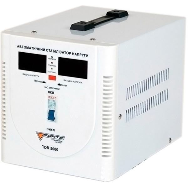 Стабилизатор напряжения Forte TDR-5000VA (Релейный)