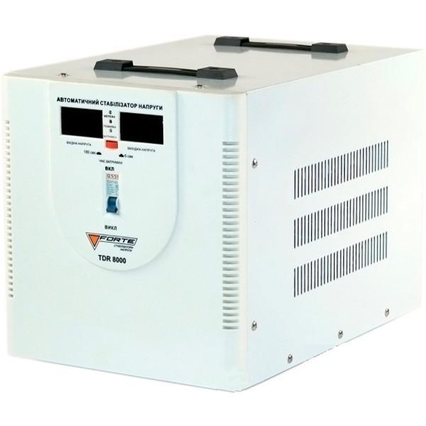 Стабилизатор напряжения Forte TDR-8000VA (Релейный)
