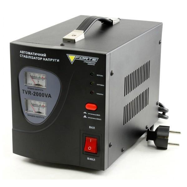 Стабилизатор напряжения Forte TVR-2000VA (Релейный)
