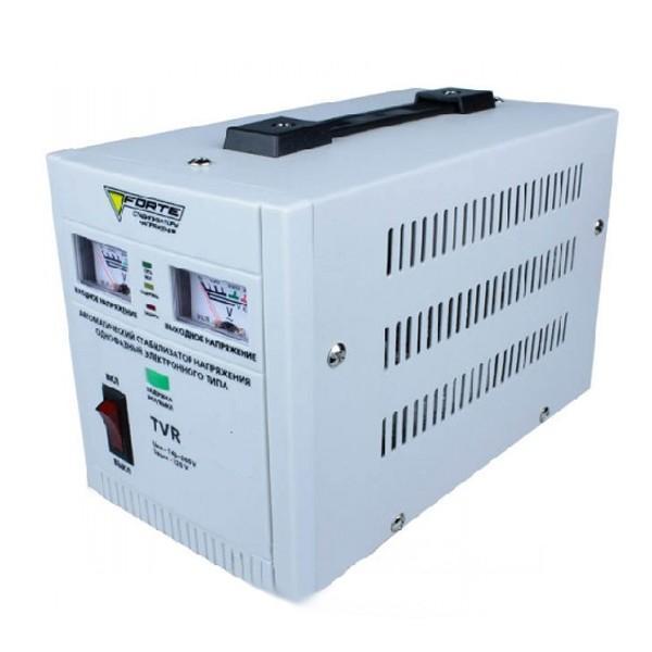Стабилизатор напряжения Forte TVR-500VA (Релейный)