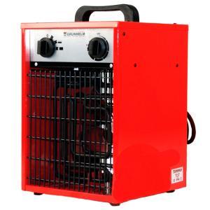 Тепловентелятор электрический GRUNHELM GPH-3