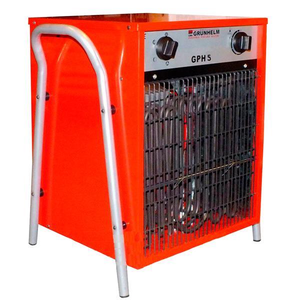 Тепловентелятор электрический GRUNHELM GPH-5