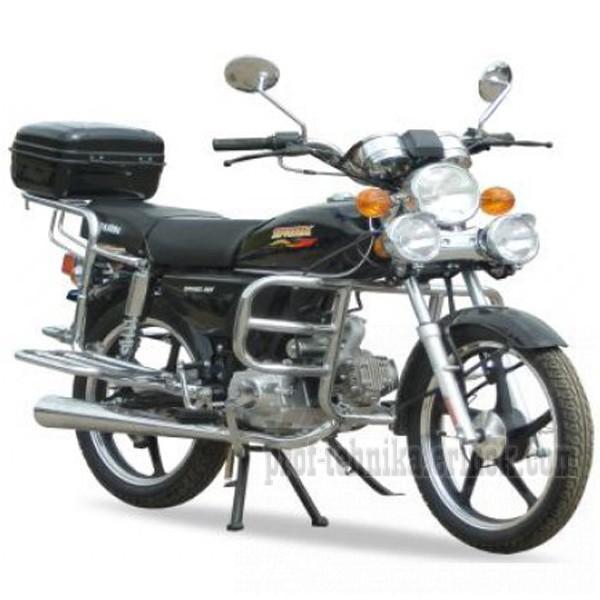 Фото Мототехника , Мотоциклы Мотоцикл Spark SP110-2