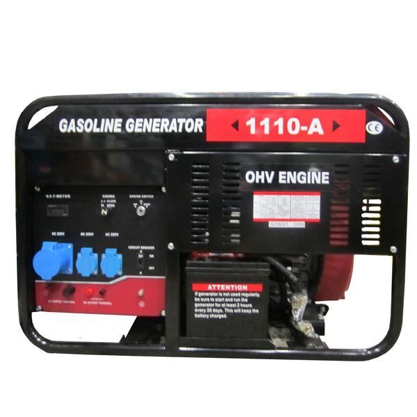 Бензиновый двухцилиндровый генератор WEIMA WM1110-A ATS