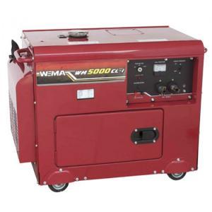 Дизельный генероатор WEIMA WM5000CLE Silend 3-фазы