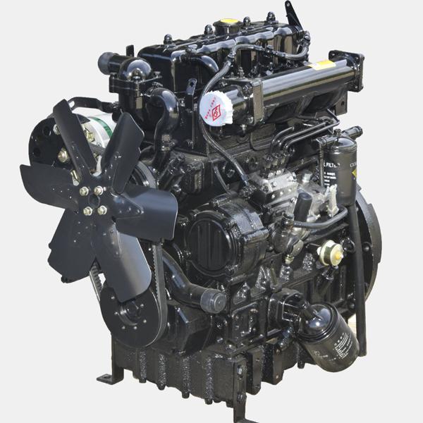Двигатель дизельный  с водяным охлождением Кентавр TY395IT