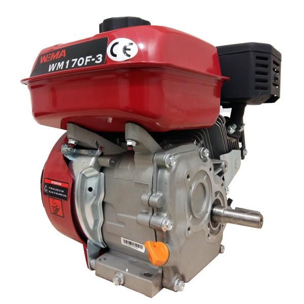 Двигатель с понижающим редуктором WEIMA WM170F-3 NEW