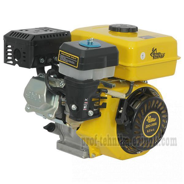 Фото Двигатели, Двигатели бензиновые Двигатель бензиновый Кентавр ДВЗ-200Б