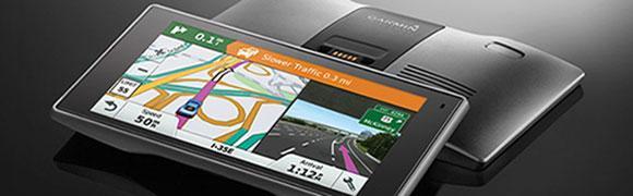 Автонавигатор Garmin DriveLuxe 50