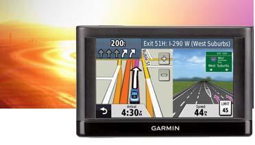Автонавигатор Garmin nuvi 42
