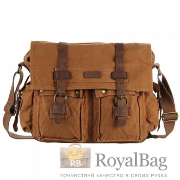Тканевая сумка через плече Canvas