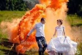 Фото Цветные дымы Дым MA0513/OРАНЖЕВЫЙ