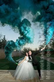 Фото Цветные дымы, сигнальные огни (файера) Дым MA0513/ЗЕЛЕНЫЙ