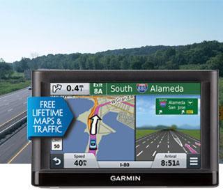 Автонавигатор Garmin nuvi 55 LMT CE