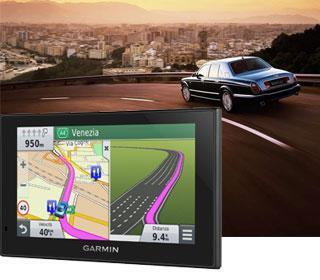 Автонавигатор Garmin nuvi 2589
