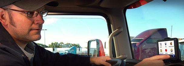 Навигатор для грузовиков Garmin dezl 760LMT