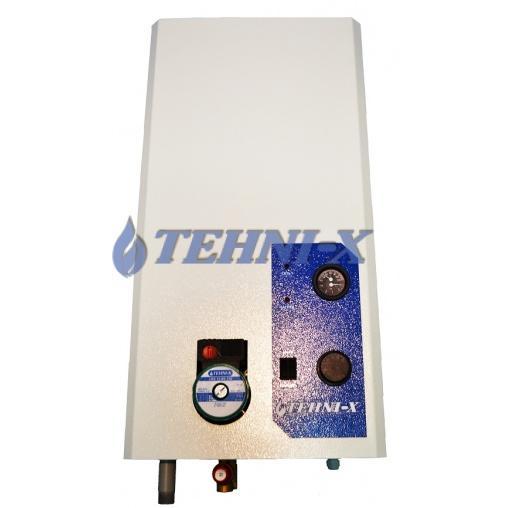 tehni-x кэт 12 Премиум РБ электрический котел 3 ступени мощности с универсальным подключением