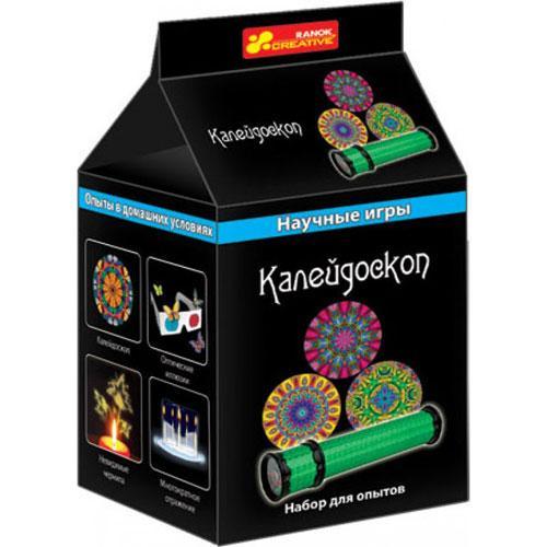 """Наукові ігри міні """"Калейдоскоп"""" ТМ Ранок 12116011Р"""