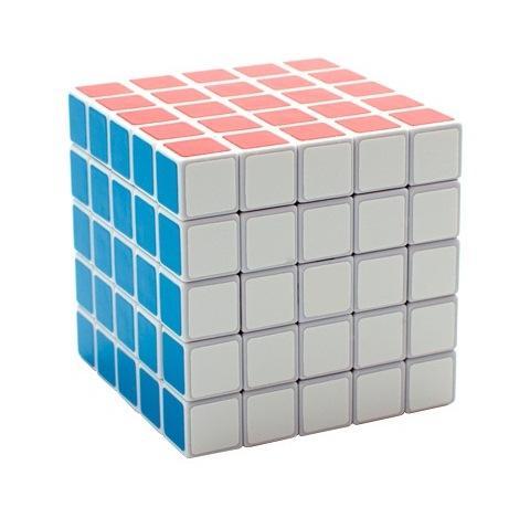 Кубик Рубика 5х5  белый GuoJia
