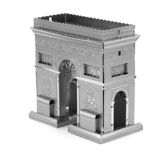 "3D пазл металлический ""Триумфальная арка"""