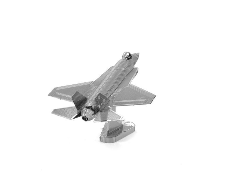 """3D пазл металлический """"Самолет F-35"""""""