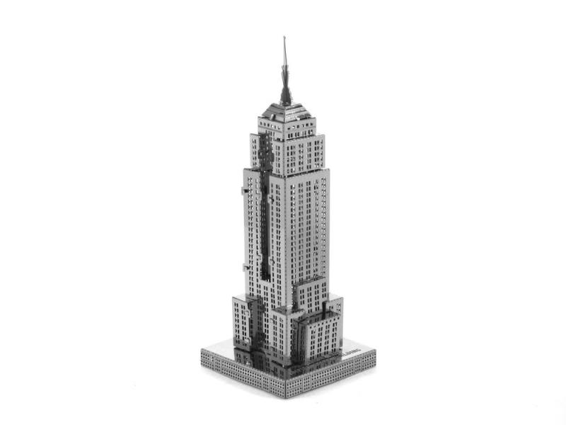 "3D пазл металлический ""Empire State Building"""