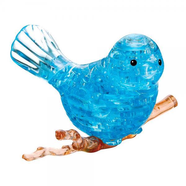 3D пазл Птичка