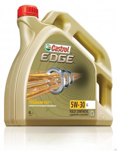 Castrol EDGE SAE 5W30  4л