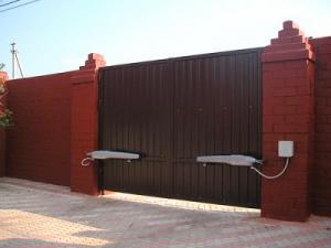 Фото Ворота Ворота