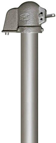 Колонки водоразборные КВ 1750мм