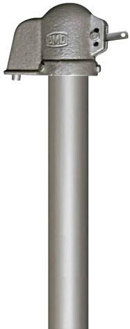 Колонки водоразборные КВ 3750мм