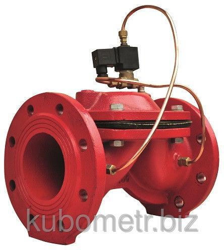 Электромагнитные клапаны для воды АСТА Р01/04 с пилотным управлением