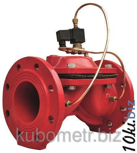 Электромагнитные клапаны для воды АСТА Р01/04 с пилотным управлением купить в Ульяновске - Клапаны с ценами и фото