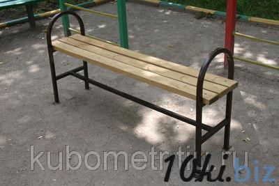 Скамейки садовые (парковые) деревянные купить в Ульяновске - Садовые и парковые скамейки с ценами и фото