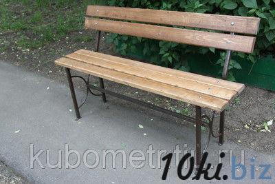 Садовые скамейки уличные 2м купить в Ульяновске - Садовые и парковые скамейки с ценами и фото