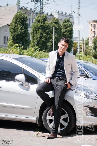 Пиджак светло-серый - Мужские классические костюмы, смокинги на рынке Барабашова