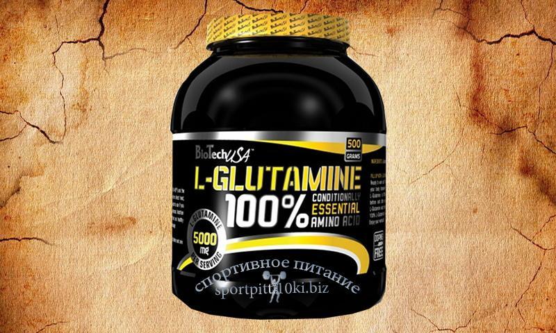 100% L-Glutamine 1000g