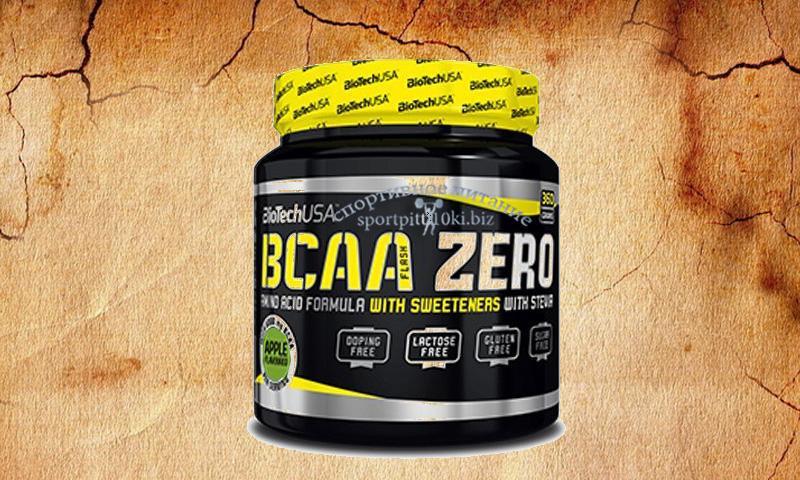 BCAA Flesh Zero 360g