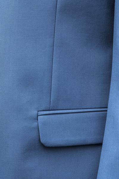 Фото Костюмы Костюм молодежный, ярко-синего цвета
