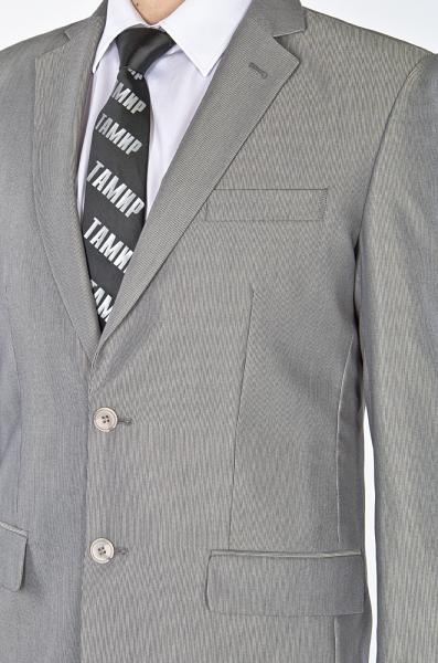Фото Костюмы Костюм светло-серый с отливом