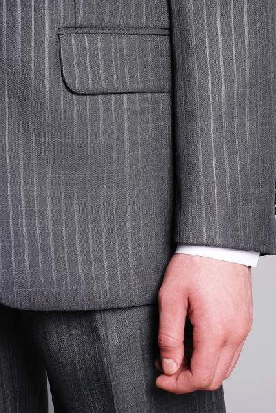 Фото Костюмы костюм тёмно-серый