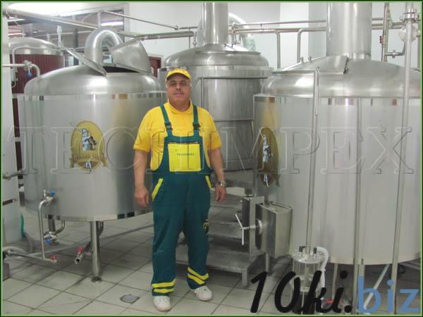 Мини пивзавод Blonder Beer пивоварня от Techimpex.