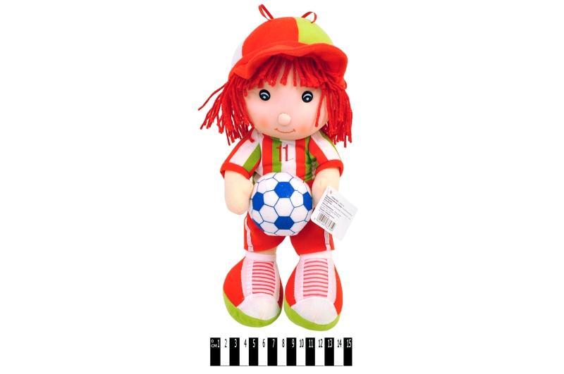 """лялька м""""яка муз. """"16"""" """"футболіст"""" 200216"""
