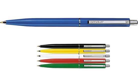 """Ручка шариковая автоматическая """"Point"""" SENATOR (тип К-15 Shneider)"""