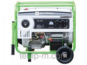 Генератор бензиновый Элпром ЭБГ 5500Е