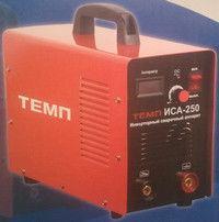Инвертор ТЕМП ИСА 250(IGBT) коробка
