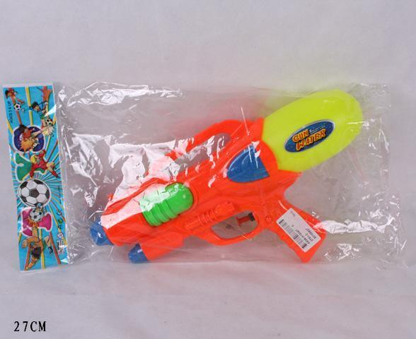 водяной пистолет 2791-3 (144шт/2) в пакете 27см