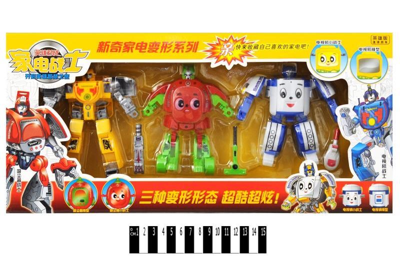робот  - трансформер  3301 р.46х22х7 см.